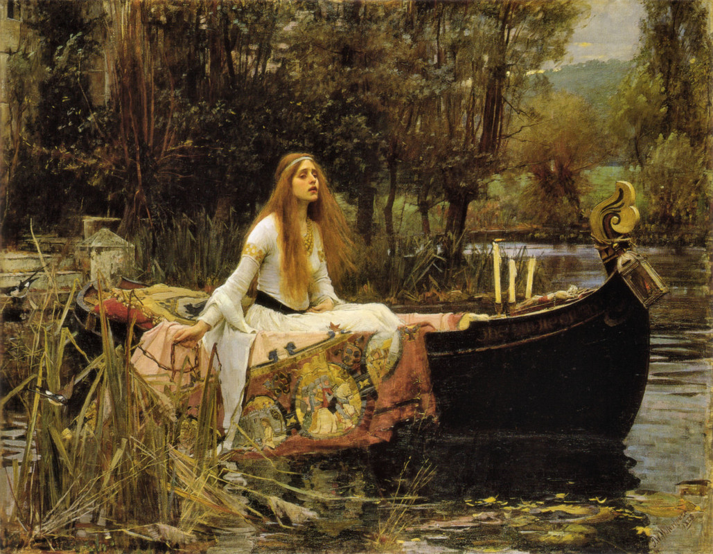 JOHN-WILLIAM-WATERHOUSE-THE-LADY-OF-SHALOTT