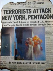 LA TIMES 9 11