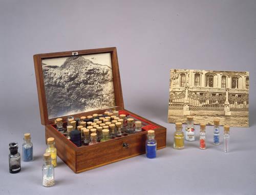 Cabinet of Natural History: Object, 1934, 1936–40Joseph Cornell (American, 1903-1972)